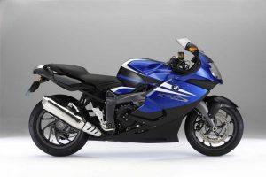 bmw metallic motorcycle