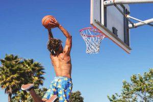 slam dunk possition